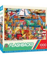 Puzzle Master Pieces de 1000 piese -Antiques & Collectibles