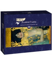 Puzzle Bluebird de 1000 piese -Judith and the Head of Holofernes, 1901