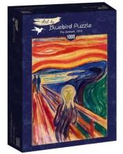 Puzzle Bluebird de 1000 piese - The Scream, 1910