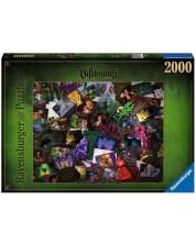 Puzzle Ravensburger de 2000 piese - Villainous: All Villains
