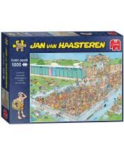 Puzzle Jumbo de 1000 piese - Pool Pile-Up