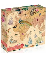 Puzzle Gibsons de 1000 piese - A World of Life