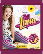 Panini Soy Luna - Pachet cu 5 buc. stickere -1