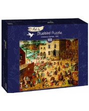 Puzzle Bluebird de 1000 piese - Children's Games, 1560