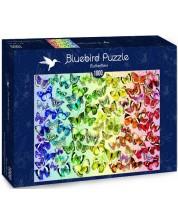 Puzzle Bluebird de 1000 piese - Butterflies