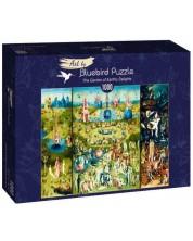 Puzzle Bluebird de 1000 piese - The Garden of Earthly Delights
