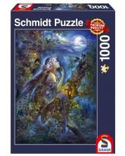 Puzzle Schmidt de 1000 piese -Im Mondlicht