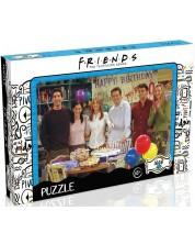 Puzzle Winning Moves de 1000 piese - Prieteni, zi de nastere