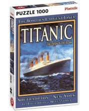 Puzzle Piatnik de 1000 piese - Titanic