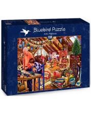 Puzzle Bluebird de 1000 piese - Attic Playtime