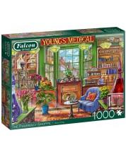 Puzzle Falcon de 1000 piese - The Pharmacy Shoppe -1