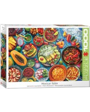 Puzzle Eurographics de 1000 piese - Mexican Table