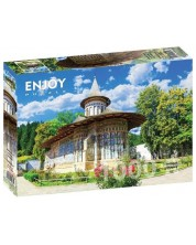 Puzzle Enjoy de 1000 piese - Voronet Monastery, Suceava