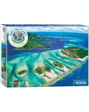 Puzzle Eurographics de 1000 piese - Coral Reef