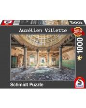 Puzzle Schmidt de 1000 piese - Collection Topophilie