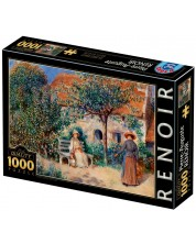 Puzzle D-Toys de 1000 piese - In Brittany -1