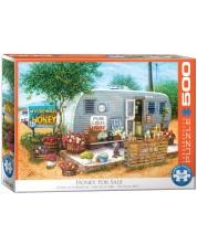 Puzzle Eurographics de 500 XXL piese - Honey for Sale
