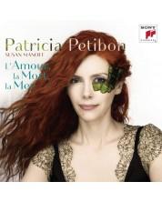 Patricia Petibon - L'amour, la mort, la mer (CD)
