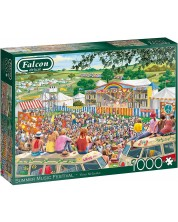 Puzzle Falcon de 1000 piese -Summer Music Festival -1