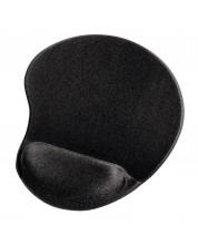 Mousepad Hama - Ergonomic, negru