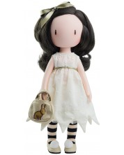 Papusa Paola Reina Gorjuss - I love you little rabbit, 32 cm -1