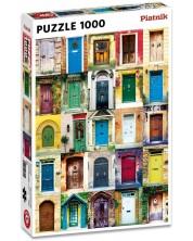Puzzle Piatnik de 1000 piese - Usi
