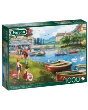 Puzzle Falcon de 1000 piese -The Boating Lake