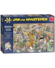 Puzzle Jumbo de 3000 piese - Gallery of Curiosities