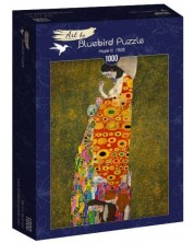 Puzzle Bluebird de 1000 piese - Hope II, 1908