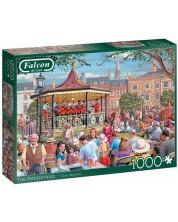 Puzzle Falcon de 1000 piese - The Bandstand