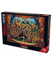 Puzzle Anatolian de 1000 piese - Orchestra