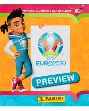 Panini Euro 2020 Preview - Album pentru stikere -1