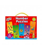 Puzzle de sortare Galt - Cifre -1