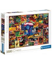 Puzzle Clementoni de 1000 piese - Thriller Classics