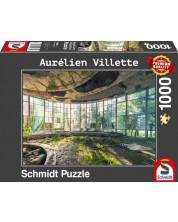 Puzzle Schmidt de 1000 piese - Altes Cafe In Abchasien