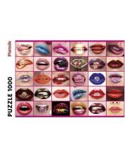 Puzzle Piatnik de 1000 piese - Lips