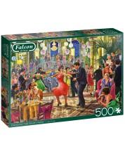 Puzzle Falcon de 500 piese - Dancing the Night Away -1
