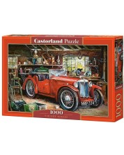 Puzzle Castorland de 1000 piese - Vintage Garage