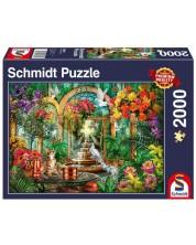Puzzle Schmidt de 2000 piese - Atrium