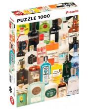 Puzzle Piatnik de 1000 piese - Gustul ginului