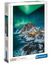 Puzzle Clementoni de 1000 piese -  Lofoten Islands