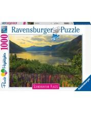 Puzzle Ravensburger de 1000 piese - Skandinavian Puzzle