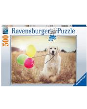 Puzzle Ravensburger de 500 piese -  Dog