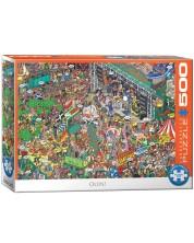 Puzzle Eurographics de 500 XXL piese - Oops