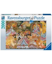 Puzzle  Ravensburger de 2000 piese - Cinderella