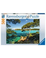 Puzzle Ravensburger de 500 piese - Landschaft