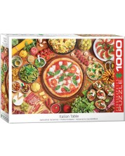 Puzzle Eurographics de 1000 piese - Italian puzzle