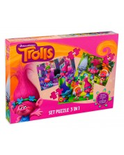 Puzzle King 3 in 1 - Trolls