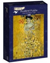 Puzzle Bluebird de 1000 piese - Adele Bloch-Bauer, 1907