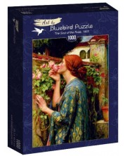 Puzzle Bluebird de 1000 piese -The Soul of the Rose, 1903